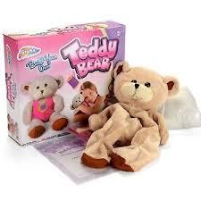 build your own teddy grafix build your own teddy kit 5015934031889 ebay