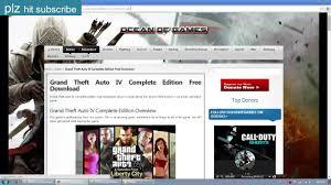 download pc games gta 4 full version free gta 4 pc download free full version how to download grand theft