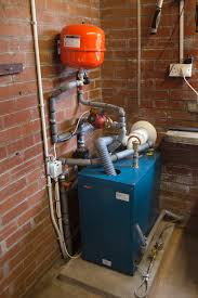 troubleshooting a gas fired water boiler