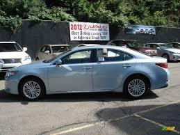 2013 lexus es 350 colors 2013 cerulean blue metallic lexus es 350 69028721 gtcarlot com