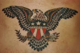 glenside tattoo american eagle