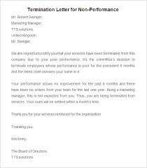 termination letter cerescoffee co