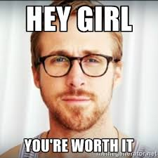 Worth It Meme - gimme gimme i m worth it social swell