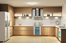 Simple Modern Kitchen Cabinet Home Design Ideas - Kitchen cabinets colors and designs