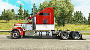 kenworth w900a w900 v2 0 for euro truck simulator 2