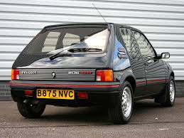 pergut car peugeot 205 19 gti peugeot pinterest peugeot cars and