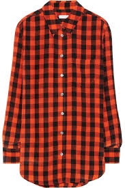 Define Tartan by Sophie Song London Spring Festival Red Plaid