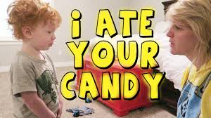 Youtube Halloween Movies For Kids Youtube Challenge I Told My Kids I Ate All Their Halloween Candy