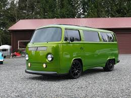 electric volkswagen van 1972 vw bus with a subaru ej25 u2013 engine swap depot