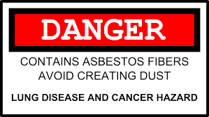 is asbestos banned risk removal