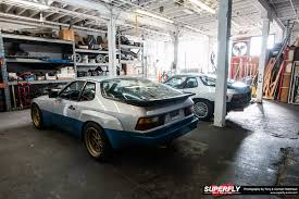porsche garage magnus walker superfly autos