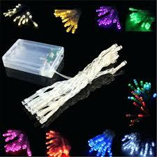 12 volt christmas lights walmart battery powered mini light mini battery powered l battery