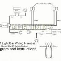 led light bar wiring kit instructions yondo tech