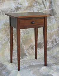 shaker style side table solid oak side table shaker picture coffee and church bulletin