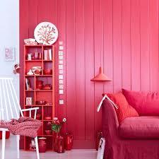 wandgestaltung rot wohnen und einrichten mit rot wandfarben möbel und