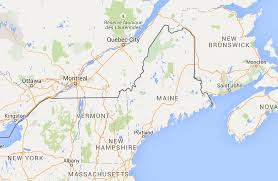Portland City Maps by Driving Distance From Portland Me To Quebec City Canada Trip