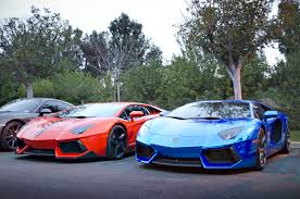 chrome blue lamborghini aventador file chrome blue and orange lamborghini aventador 11658426776