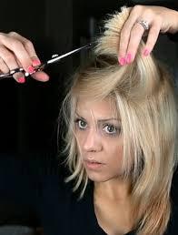 step by step womens hair cuts best 25 cut own hair ideas on pinterest cut your own hair diy