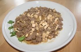 cuisiner tofu poele poêlé de boeuf haché au tofu recette dukan pp par sylvia recettes
