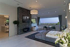 luxury master bedrooms with fireplaces srau home designs for