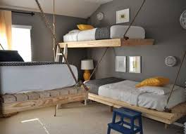 Coolest Bunk Bed Custom Bunk Beds With Industrial Look A Change Of Space