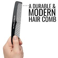 tooth comb men s hair comb plastic modern and medium tooth comb