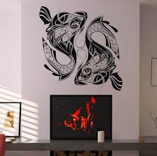 decorating three clocks also a moment in time wall art stickers decorating decorative double fish wall art stickers with white background bedroom wall art stickers