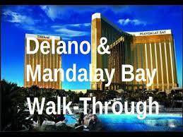 Mandalay Bay Buffet Las Vegas by Delano U0026 Mandalay Bay Las Vegas Unique Walk Through Youtube