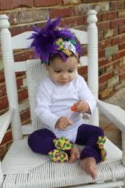 mardi gras baby the top mardi gras bow mardi gras princess purple green