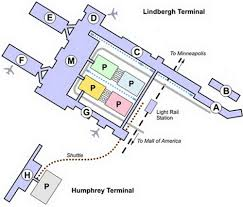 New Orleans Airport Map by Airport Terminal Map Minneapolis Airport Terminal Map Jpg