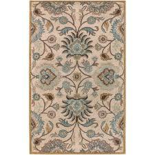 artistic weavers amanda ivory 9 ft x 12 ft area rug amn2000 912