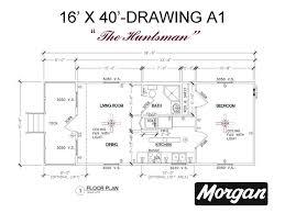 Vacation House Floor Plans 11 Best 16 U0027x40 U0027 Cabin Floor Plans Images On Pinterest Cabin