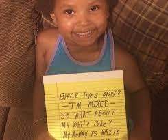 Fat Black Kid Meme - psa mixed black babies will never put an end to antiblack racism