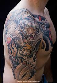chest plate tattoos search tattoos for himself