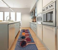 tapis pour cuisine tapis pour cuisine gifi de moderne naturelle tristao