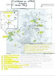Alamosa Colorado Map by Maps For Friends