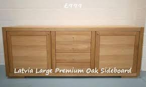 Large Sideboards Oak Sideboard Solid Oak Sideboards Oak Dresser Units Cabinets