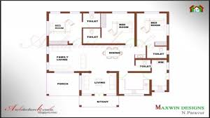 House Plans 1200 Square Feet Awesome Three Bedrooms In 1200 Square Feet Kerala House Plan 3