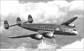 Lockheed Constellation Interior The Lockheed Constellation