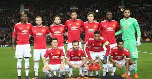 Manchester United Manchester United Manager Jose Mourinho Confirms Starter Vs