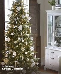kennedy fir slim artificial tree tree classics