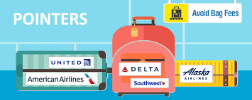 check in bag united which credit cards help you avoid baggage fees