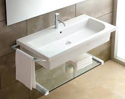 bathroom sinks ideas compact bathroom sink impressive narrow bathroom sink ideas the