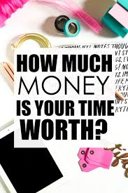 how to calculate your hourly rate time management printable