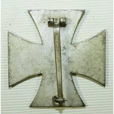 ww2 german iron cross 1st class with awarding box wilhelm deumer