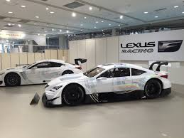lexus lfa nz lexus unveils two rc f racers for the global circuit drive life