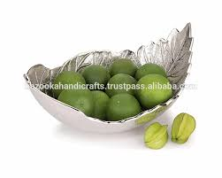 metal leaf bowl metal leaf bowl suppliers and manufacturers at