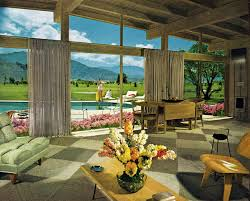 1950s Modern Home Design Decor Mid Century Modern Architecture Design Ideas With Flower