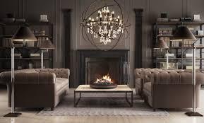 subtle interior with fireplace u2013 cviz