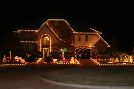 Simple Outside Decorations For Christmas by Christmas Lights Landscaping Houston Landscape Houston Paver